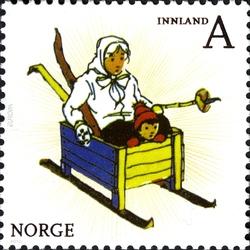 timbre: Europa - Littérature enfantine
