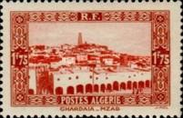 timbre: Ghardaïa