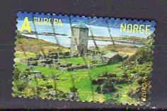 timbre: Europa - Tourisme