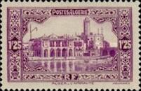 timbre: L'Amirauté à Alger