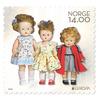 timbre: Europa - Jouets anciens