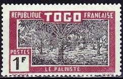 Timbre: Le palmiste