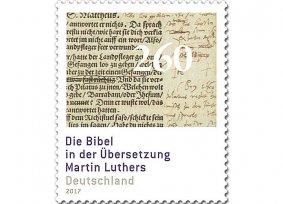 Timbre: La Bible selon la traduction de Martin Luter