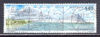 Timbre: Pont de Normandie
