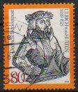 Timbre: Ulrich von Hutten, humaniste