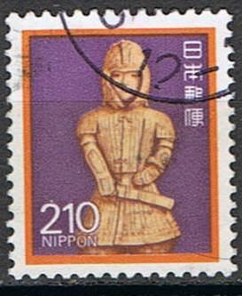 Timbre: Statue Haniwa