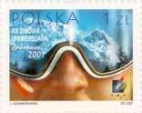 Timbre: Universiade d'hiver