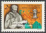 Timbre: Sandor  Korosi Csoma--légende en argent