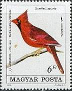 Timbre: Richmondena cardinalis