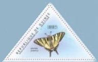 Timbre: Iphiclides podalirius