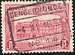 Timbre: Hôtel des Postes de Bruxelles