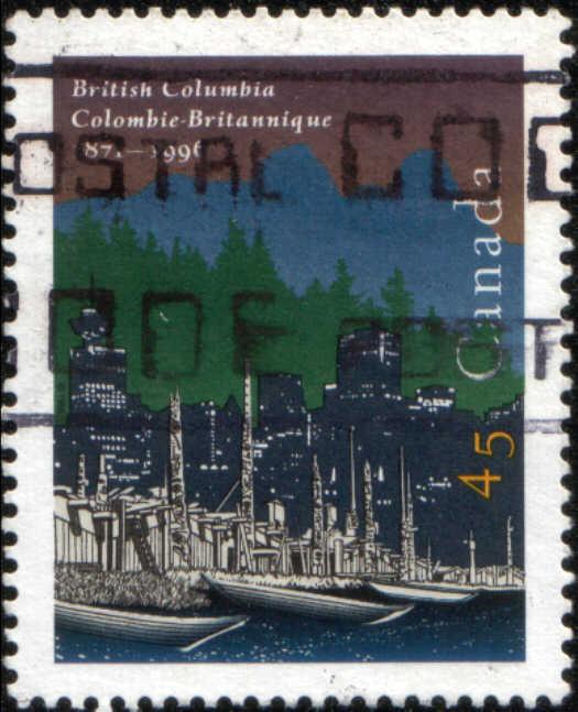 Timbre: Port de Vancouver