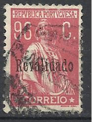 Timbre: Portugal