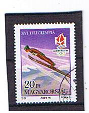 Timbre: JO d'hiver d'Albertville de 1992 : le saut à skis