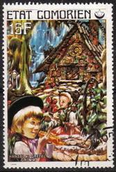 Timbre: Contes pour enfants. Hansel et Gretel