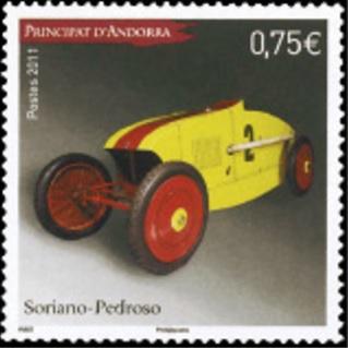 Timbre: Soriano-Pedroso
