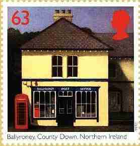 Timbre: Ballyroney county down