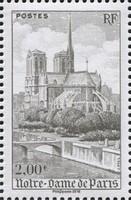 timbre: Notre Dame de Paris
