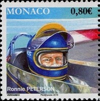 Timbre: Ronnie Peterson