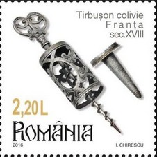 Timbre: French corkscrew (2nd half of the 18th c.)