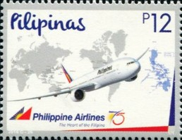 Timbre: 75 years of Philippine Airlines