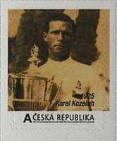 timbre:  joueur de Tennis--kozeluh