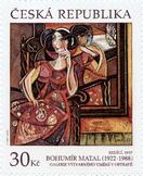 timbre: 'La pose' de B. Matal