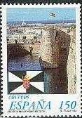 timbre: Ceuta.