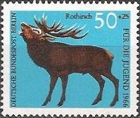 timbre: Cerf