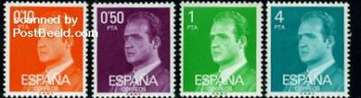 timbre: Le Roi Juan Carlos Ier