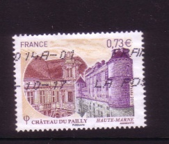 timbre: Château du Pailly Haute-Marne