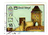 timbre: Circuit Wenzel : Tour Jacob