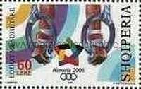 timbre: Jeux  méditerranééens