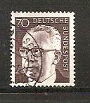 timbre: Président G.Heinemann