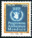 timbre: Programme Alimentaire Mondial.