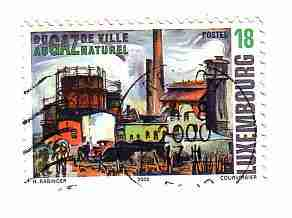 timbre: Du gaz de ville au gaz naturel
