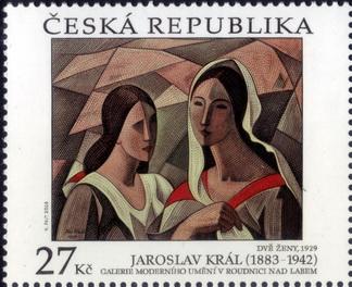 timbre: Tableau de J. Kral