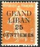 timbre: Grand Liban