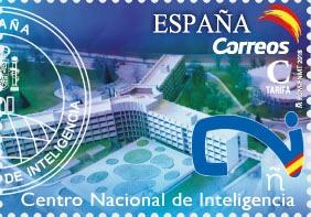 Timbre:  Centro Nacional de Inteligencia  Centro Nacional de In