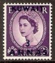 Timbre: Timbre de G.B. (Elizabeth II) surchargé