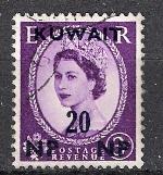 Timbre: Reine Elizabeth II