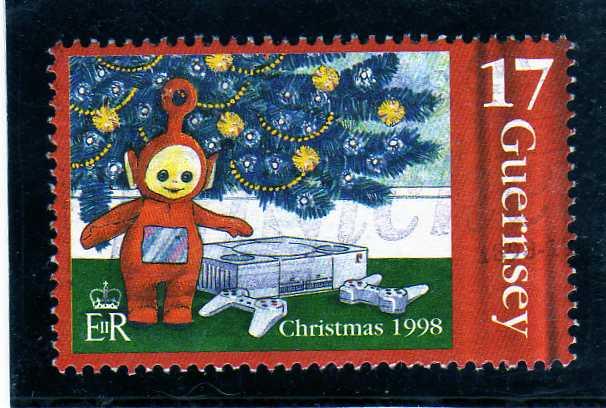 Timbre: Noel - Jouets au pied d'un arbre ( voir note)