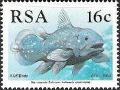 Timbre: Poisson Coelacanthe