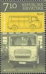 Timbre:  sécurité routière