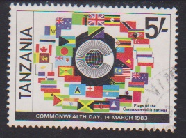 Timbre: Commonwealth Day ***