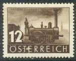 Timbre: Locomotives du monde