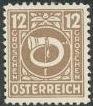 Timbre: Cor postal