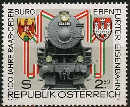 Timbre: Chemin de fer (res.fra).