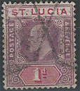Timbre: Edouard VII