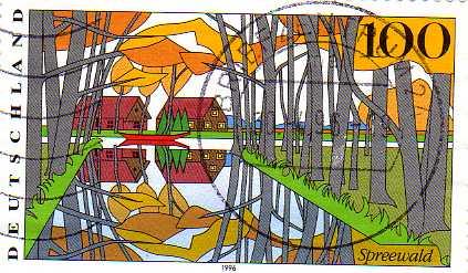 Timbre: Le Spreewald